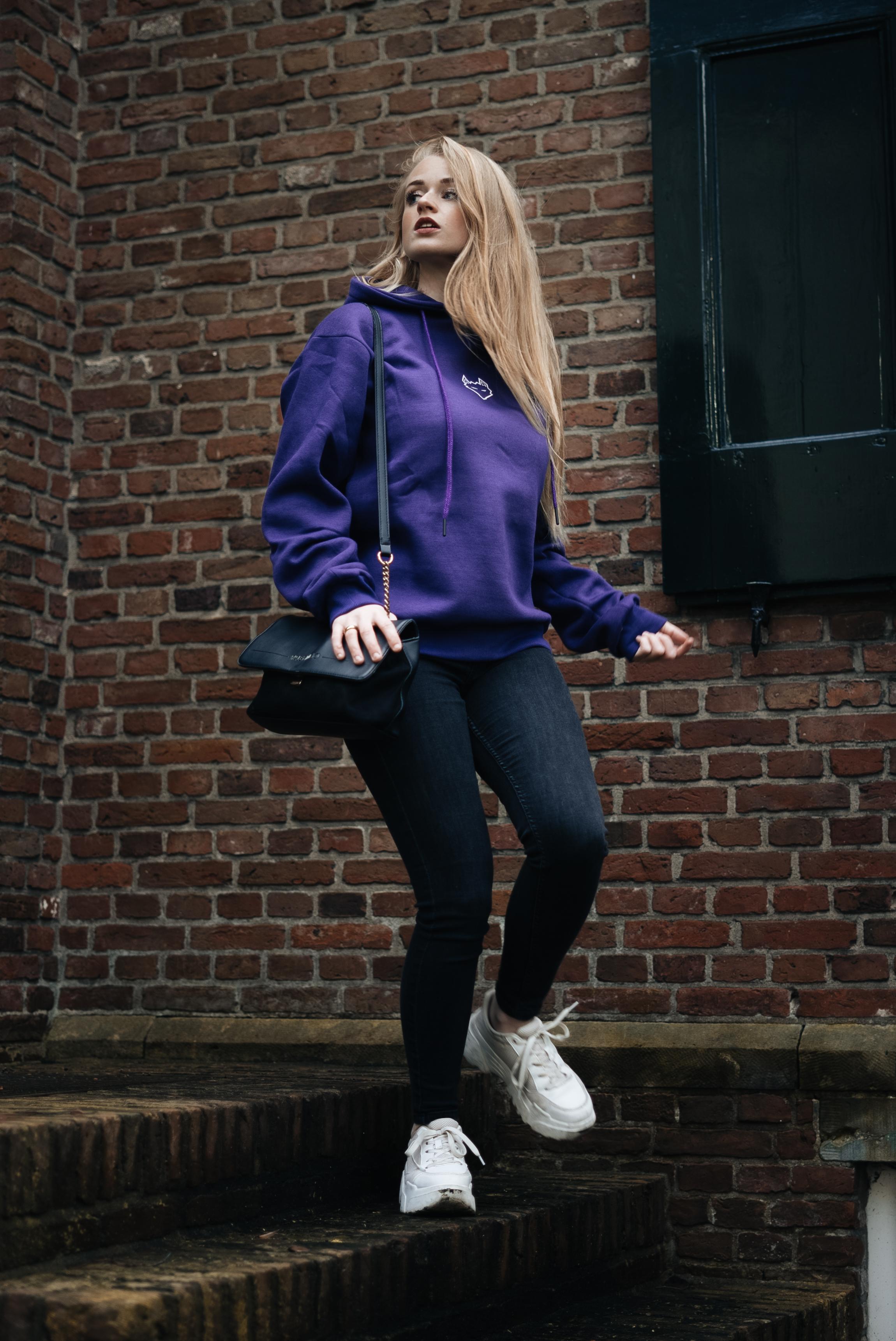 JTP Hoodie Purple