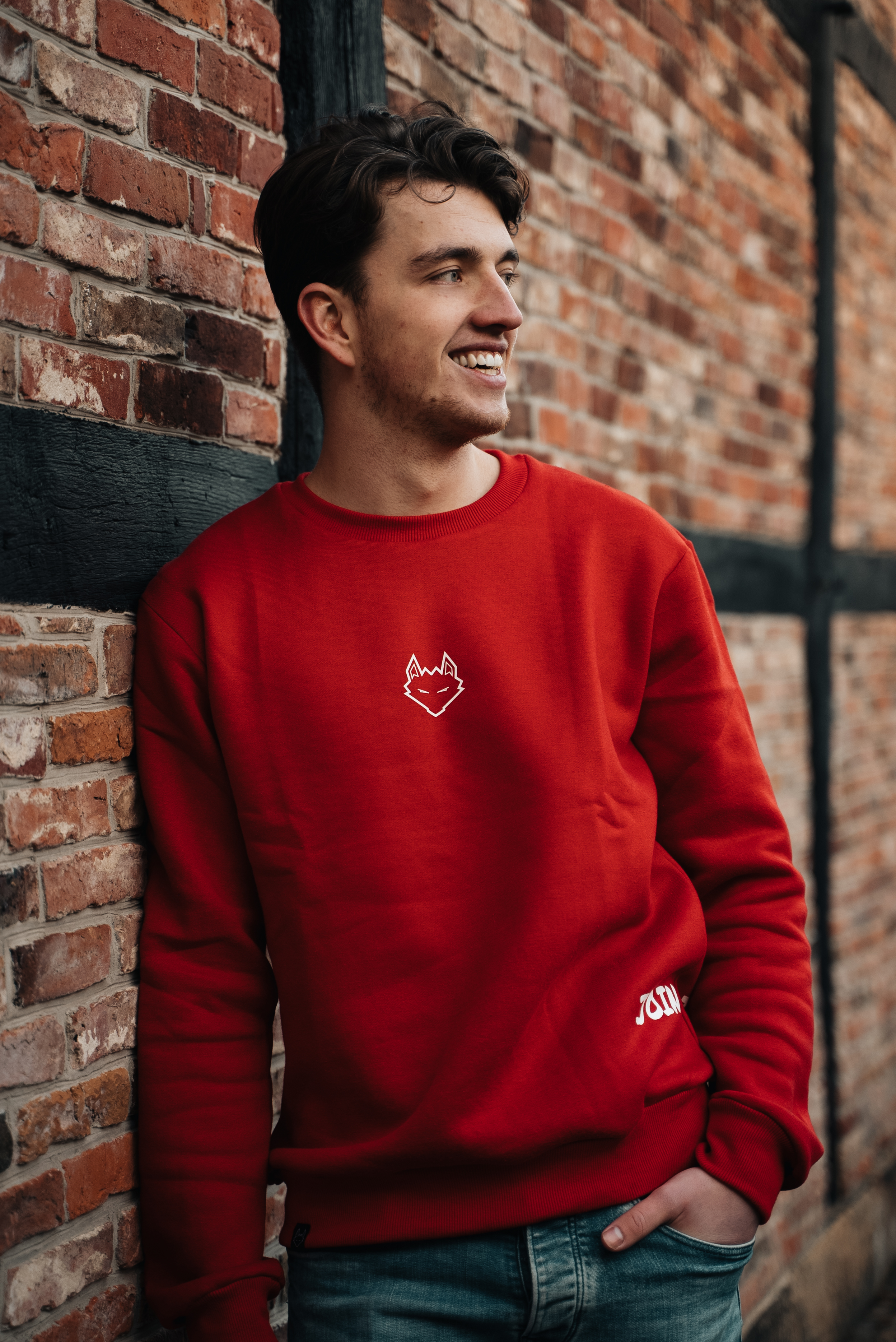 JTP Sweater Red