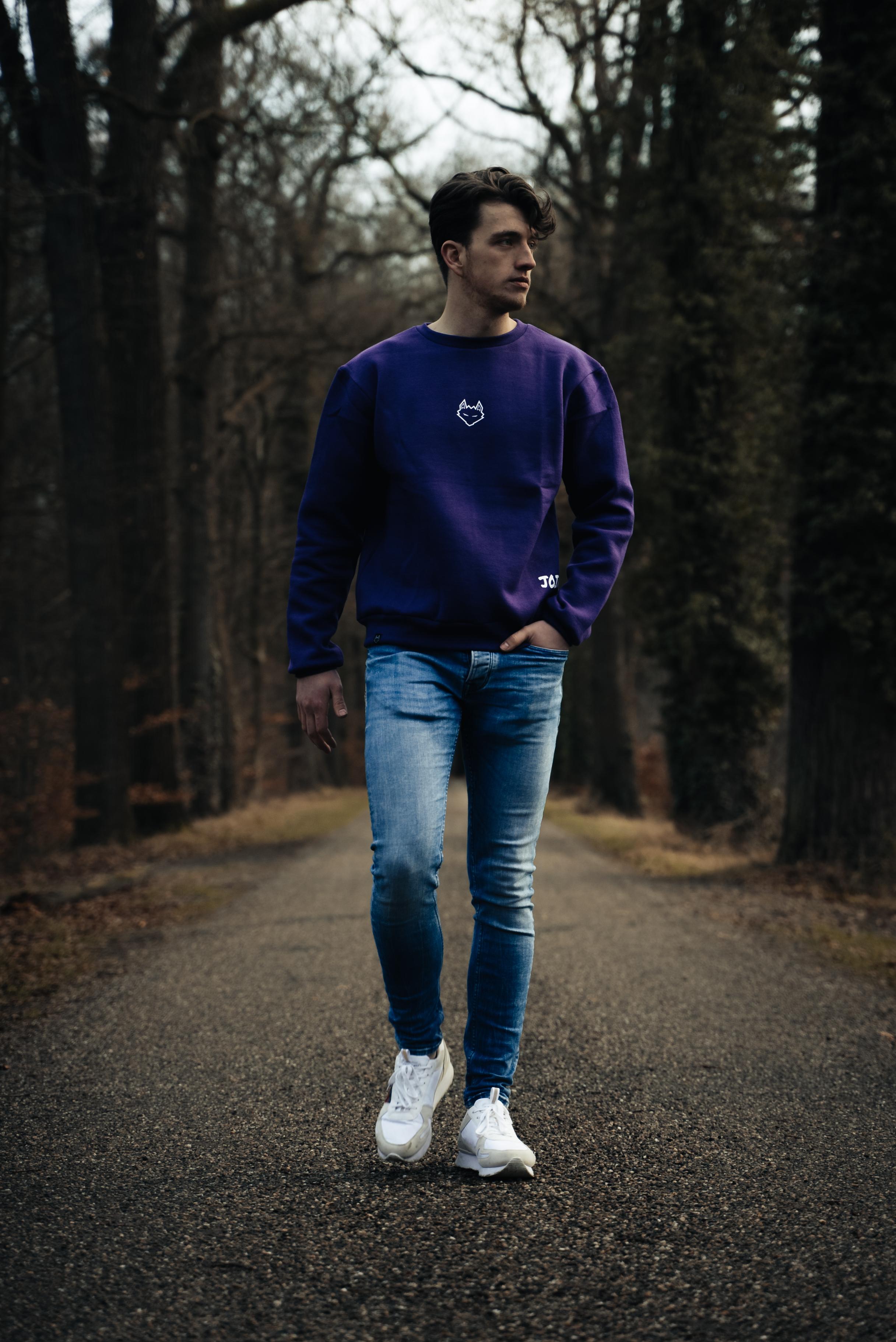 JTP Sweater Purple